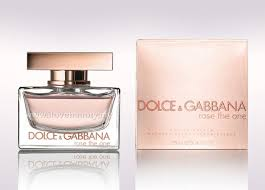 DOLCE AND GABBANA ROSE THE ONE